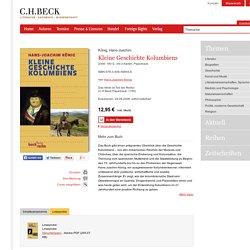 Verlag C.H.BECK Literatur - Sachbuch - Wissenschaft