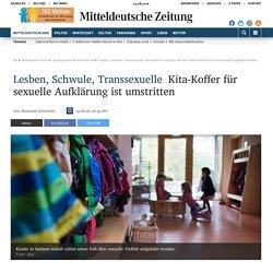 Lesben, Schwule, Transsexuelle: Kita-Kinder in Sachsen-Anhalt sollen über Geschlechtervielfalt aufgeklärt werden