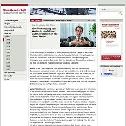 Neue Gesellschaft Frankfurter Hefte