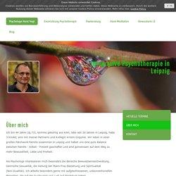 Über mich - Gestaltherapie, Selbsterfahrung, Atemmeditation - Horst Vogt