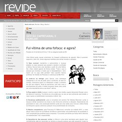 Blog Gestão Empresarial e Familiar - Revide Vip