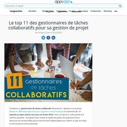Gestion de taches collaboratif ▷ 10 outils gratuits, en ligne et pros pour son suivi de projet