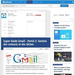 Super Guide Gmail - Partie 5