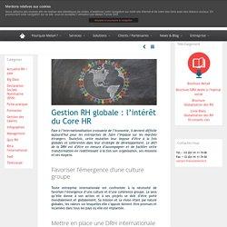 0417 Gestion RH globale : l'intérêt du Core HR - Meta4