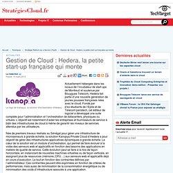 Gestion de Cloud : Hedera, la petite start-up française qui monte