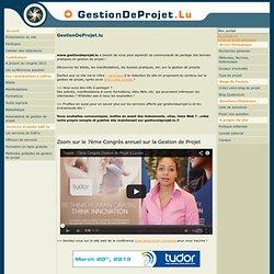 Gestion de projet - GestionDeProjet.lu