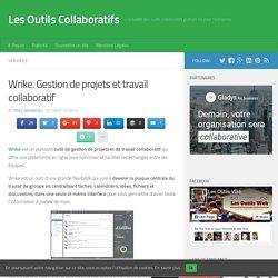 Wrike. Gestion de projets et travail collaboratif
