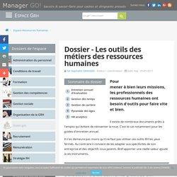Les outils de la gestion des ressources humaines