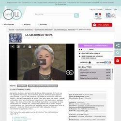 La gestion du temps - Les Amphis de France 5