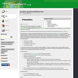 projets:gestionde24servos - Wiki