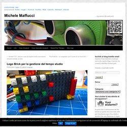 Lego Brick per la gestione del tempo studio