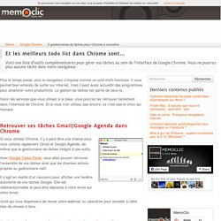 5 gestionnaires de tâches pour Chrome à connaître