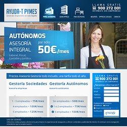Gestoria Asesoria Empresas y Autonomos Asesoria Online - Ayuda-T Pymes