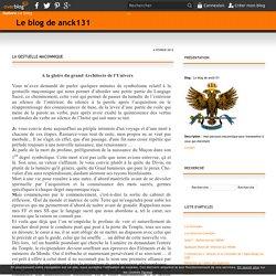 La Gestuelle Maconnique - Le blog de anck131