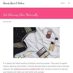 Get Glowing Skin Naturally