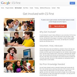 Google CS First