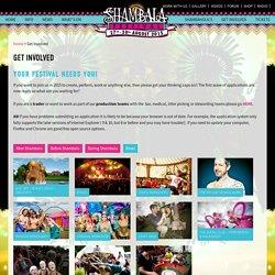 Get Involved - Shambala Festival