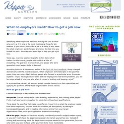 get a job nowKeppie Careers