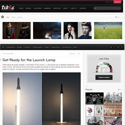 Get Ready for the Launch Lamp