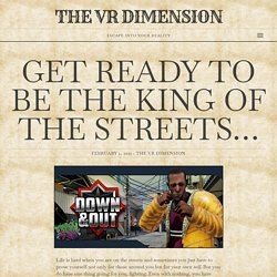 Get Ready To Be The King Of The Streets – Down and Out