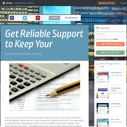 Get Reliable Support to Keep Your