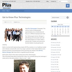 Get to Know Plus Technologies