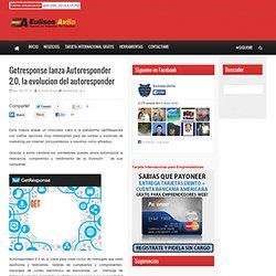 Getresponse lanza Autoresponder 2.0, la evolucion del autoresponder
