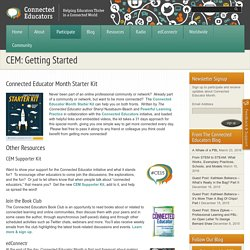 CEM: Getting Started