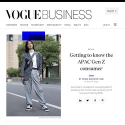 Getting to know the APAC Gen Z consumer