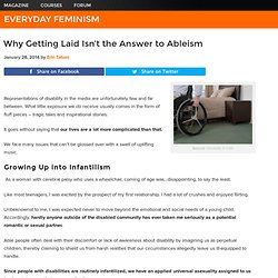 Why Getting Laid Isn't the Answer to Ableism