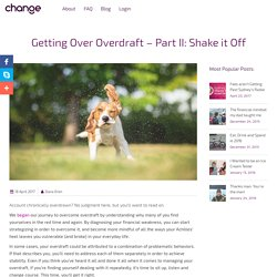 Getting Over Overdraft – Part II: Shake it Off - Change Labs
