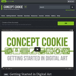 Getting Started in Digital Art « Concept Cookie