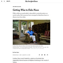 Getting Wise to Fake News