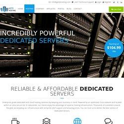 GettyHosting - Dedicated Servers