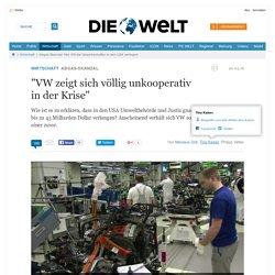 Abgas-Skandal: Wie VW die Gewerkschaften in den USA verärgert