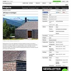 geza — GP Casa in montagna