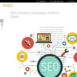 best seo services agency - softhics digital