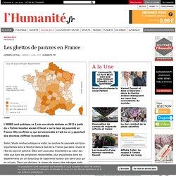 Les ghettos de pauvres en France