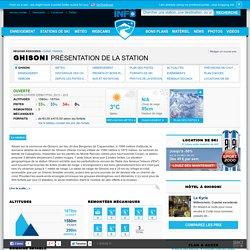Ghisoni - Présentation de Ghisoni (la station, le domaine skiable...)