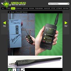 Mr. Ghost - iPhone EMF Detector