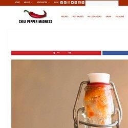 Ghost Pepper Hot Sauce - Recipe - Chili Pepper Madness