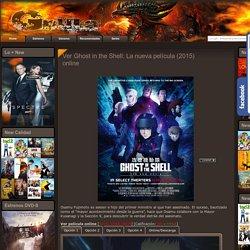 Ver Ghost in the Shell: La nueva película (2015) online