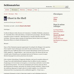 Ghost in the Shell - Schismatrice