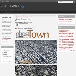 ghostTown Lite