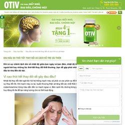 Giải pháp cho bệnh đau đầu do thời tiết - OTiV