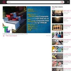 Nhận gia công composite theo yêu cầu tại TPHCM