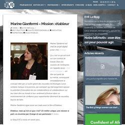 Marine Gianfermi - Mission : étableur - EVE