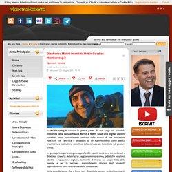 Gianfranco Marini intervista Robin Good su Nextlearning.it