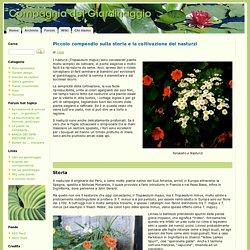 Compagnia del Giardinaggio: Piccolo compendio sulla storia e la coltivazione dei nasturzi