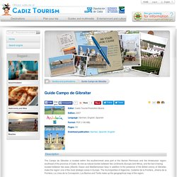Guide Campo de Gibraltar - Official tourism website of Cádiz